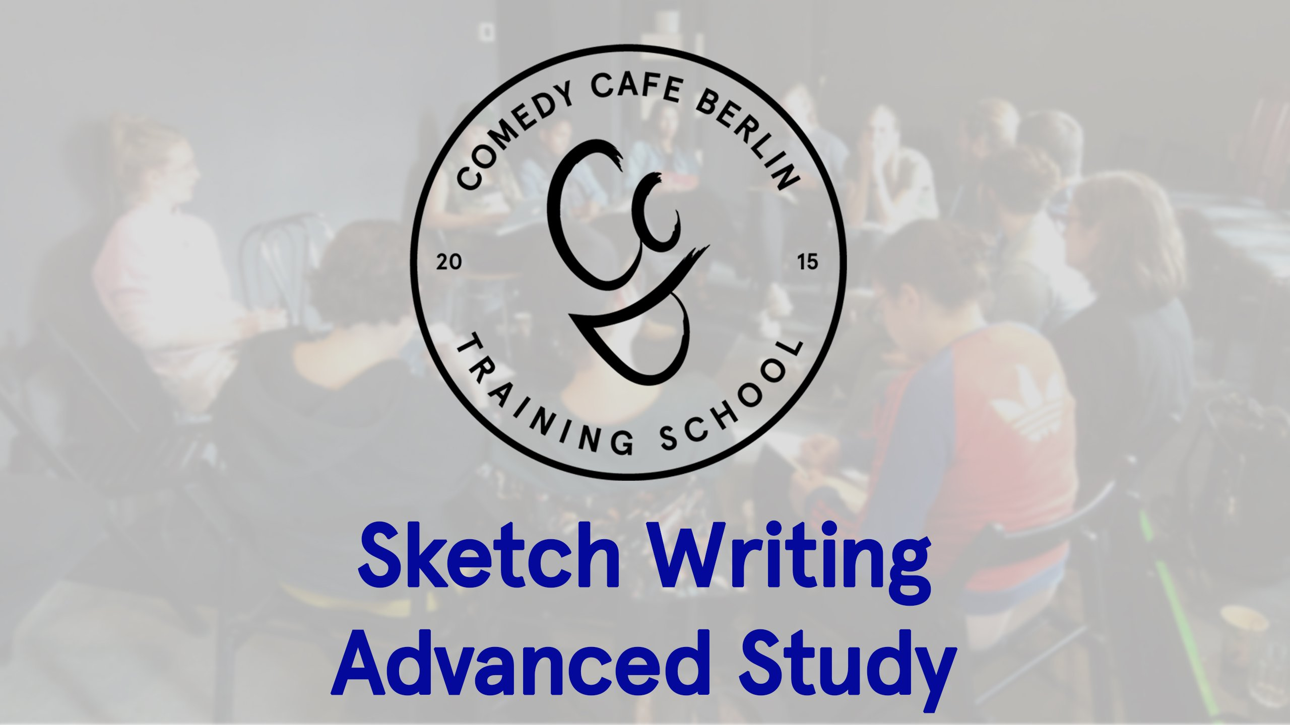 Sketch Writing Advanced Study